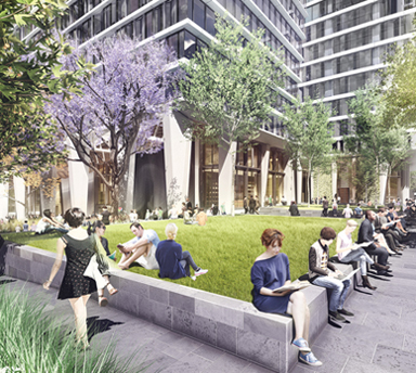 8 new Melbourne parks by 2021