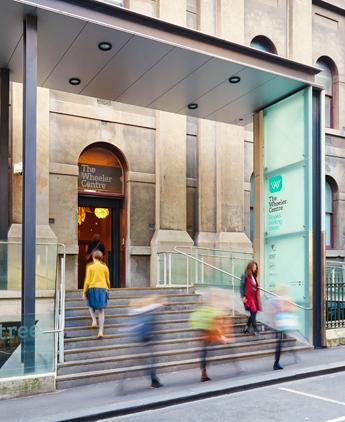 Wheeler Centre hosts writers' parliament
