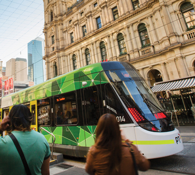 Have your say on city transport
