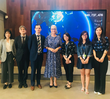 Lord Mayor showcases startups in Asia