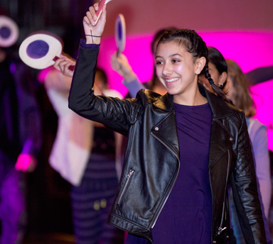 Young voices shine at Children's Forum