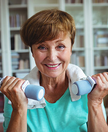 Simple exercise tips for all ages