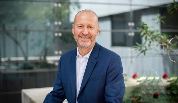 Professor Doug Hilton named Melburnian of the Year
