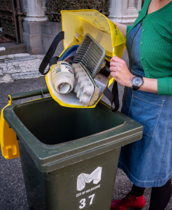 Top six recycling mistakes