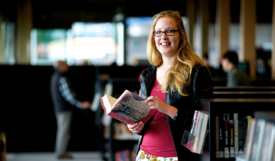 Rediscover your local library