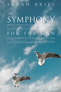 The book cover of Symphony for the Man by Sarah Brill