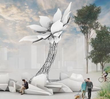 Playful pitches reimagine future Melbourne